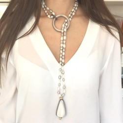 KoloKo Asuán Collar Perlas...