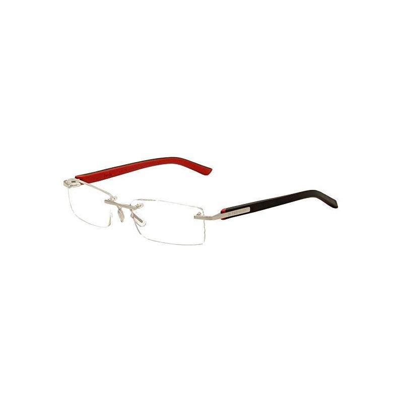 2def3a2bd8 Comprar barato online gafas graduadas Tag Heuer 8109 Negro y Rojo