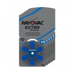 Pilas Baterías Rayovak 675...